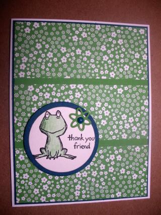 Cucumber Crush Card