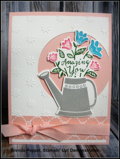 Grown with Love Card