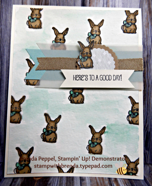 A Good Day-Bunny