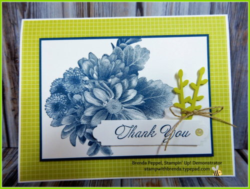 Heartfelt Blooms Card