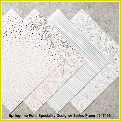 Springtime Foils DSP SAB-2