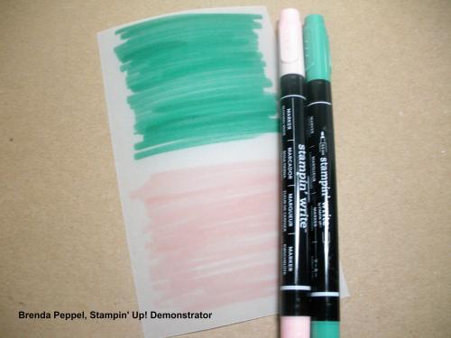 Coloring on Vellum Tech