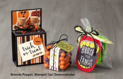 Creep it Real Halloween Treat Items