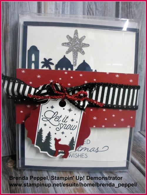 Christmas-Acetate Box Gift