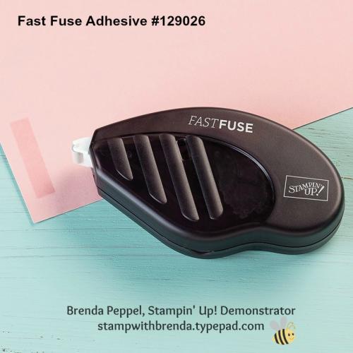 Fast Fuse Adhesive