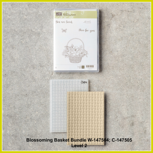 Blossoming Basket Bundle SAB-2