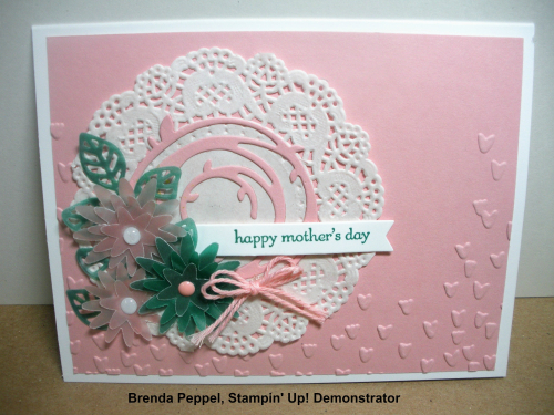 Mothers Day Card 5-17