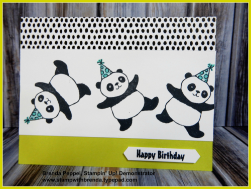 1-25-18 Party Pandas Card