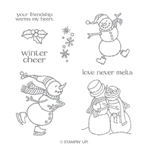 Spirited Snowmen SS