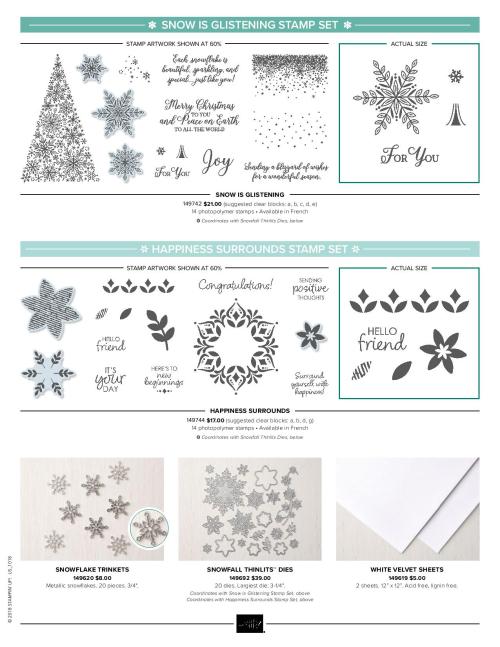Snowflake Showcase pg 2