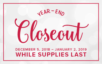 Close Out - Retiring Product 12-18