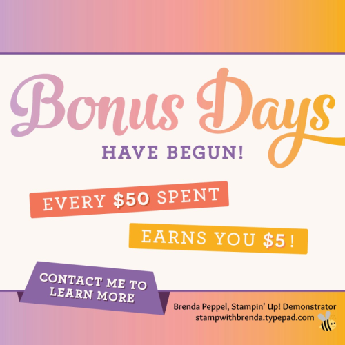 Bonus Days Coupons Pic 8-18