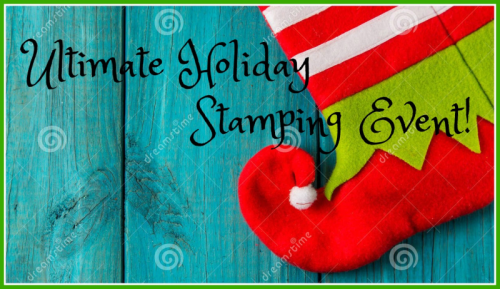 11-18 Holiday Stamping Event