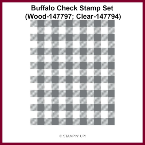 Buffalo Check SS