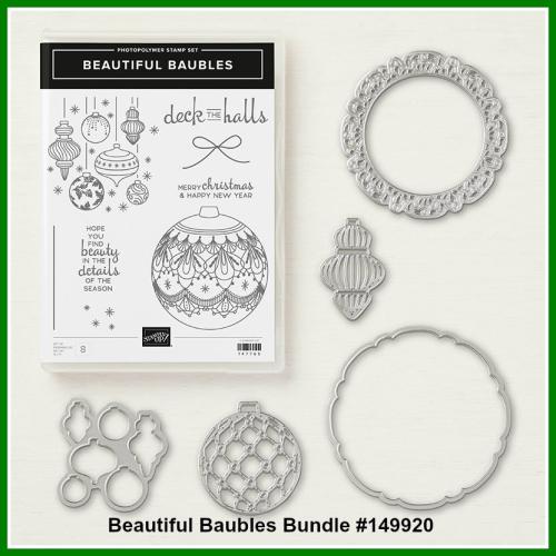Beautiful Baubles Bundle