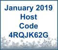 January 2019 Host Code