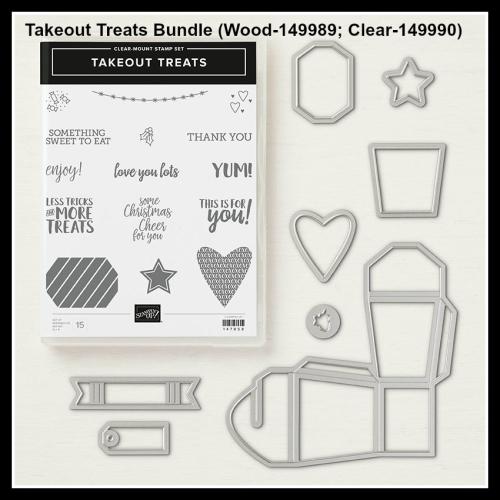 Takeout Treats Bundle