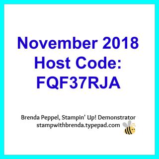 Nov 2018 Host Code