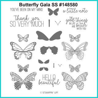 Butterfly Gala SS